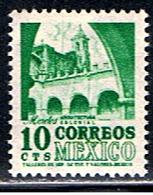 ME 383 // Y&T 629 // 1950-52 - México