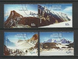 Australia AAT 2013 Landscapes Y.T. 205/208 (0) - Australian Antarctic Territory (AAT)