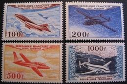 R1692/364 - 1954 - POSTE AERIENNE - N°30 à 33 NEUFS** - Cote : 400,00 € - Airmail