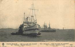 Navire Hopital Le Canada Pendant La Guerre En Orient - Guerre