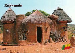 1 AK Benin * Kukwandu Ein Traditionelles Dorf In Benin * - Benin