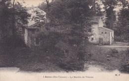 Cpa 1 BELLAC LE MOULIN DE VINCOU 1926 - Bellac