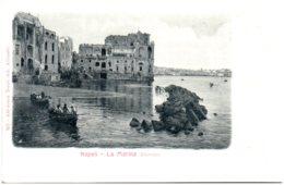 NAPOLI - La Marina (Esposito) - Napoli (Naples)
