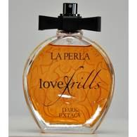 La Perla Love Frills Dark Extacy Eau De Toilette Edt Woman 100ML 3.4 Fl. Oz. Rare Vintage Old Formula 2007 - Women