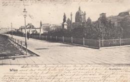 AK - Wien I. - Blick Zum Karlsplatz 1902 - Non Classificati