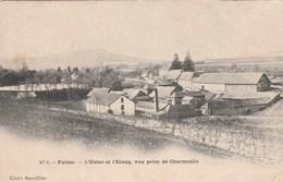 FALLON  -HAUTE SAONE  70 -  CPA  L'USINE ET L'ETANG - France