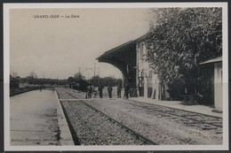 Reproduction Grand Jean 17 Charente Maritime  Gare - France