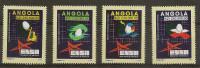 ANGOLA 1998 ENSA Angola Insurance - Angola