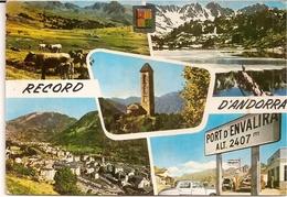 2D6 ---   ANDORRE      Record D'Andorra - Andorra