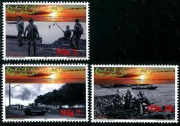 Eritrea (2015) - Set -  /  Ships - Bateaux - Military - Soldiers - Erythrée