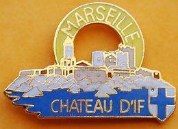 HH...70....ECUSSON......CHATEAU D IF.....MARSEILLE..       Le Château D'If Est Une Forteresse Française - Villes