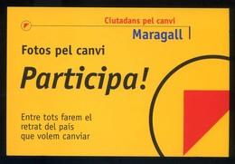 *Campanya Maragall - Ciutadans Pel Canvi. Foto Pel Canvi* Nueva. - Partidos Politicos & Elecciones