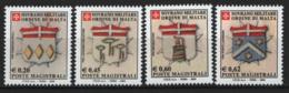 SMOM 2005 Sass.779/82 MNH/** VF - Malte (Ordre De)