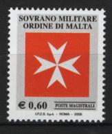 SMOM 2005 Sass.789 MNH/** VF - Sovrano Militare Ordine Di Malta
