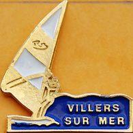 HH...74....ECUSSON......VILLIERS  SUR  MER......... Département Du Calvados En Région Normandie - Villes