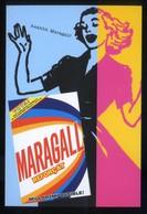 Ilustrador *Laura Klamburg* Publicidad *Campanya Maragall - Ciutadans Pel Canvi* Nueva. - Partidos Politicos & Elecciones