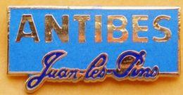 HH...75....ECUSSON......ANTIBES JUAN LES PINS......station Balnéaire D'Antibes, Dans Les Alpes-Maritimes - Villes