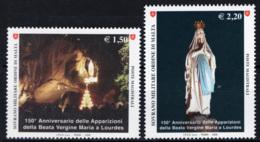 SMOM 2008 Sass.905/06 MNH/** VF - Malte (Ordre De)
