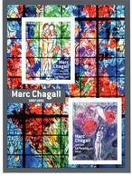 BLOC FEUILLET 5116 MARC CHAGALL NEUF** TRES BEAU VOIR. - Sheetlets