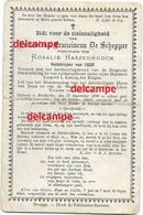 Doodsprentje Ludo De Schepper Meetkerke 1806 OUDSTRIJDER 1830 En Aldaar Overleden 1902 Haezebrouck Bidprentje - Devotion Images