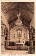 29 GUILERS - Intérieur De L'église - Francia