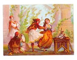 Chromo BOGNARD, Sorisi 3-81, Danses De Différentes Nations, Turquie (?) - Chromos