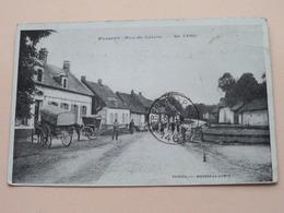 FOSSEUX Rue D'Arras ( Baudier ) Anno 1915 ( Voir Photo Pour Détail Svp ) ! - Arras
