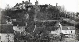 D18 - LE CHATELET - LE VIEUX CHATEAU - CPSM Dentelée Petit Format En Noir Et Blanc - Other Municipalities