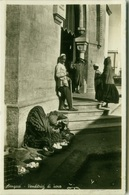 AFRICA - LIBYA - BENGASI / Benghazi - SELLER OF EGGS - EDIT SION LEGHZIEL - TIMBRO BENGASI POSTA AEREA 1940 (BG1244) - Libyen