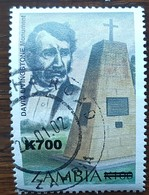 Zambie - YT N°1088Y - David Livingstone - 2000 - Oblitéré - Zambie (1965-...)