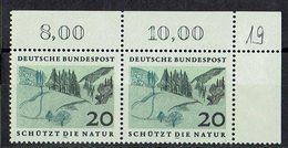 BRD 1969 // Mi. 592 ** Paar (030..503) - [7] Repubblica Federale