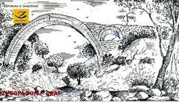 Albania Stamps 2018. CEPT Europa/Europe: Bridges. Booklet. MNH - Albania