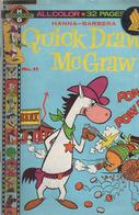 HANNA - BARBERA : #11 QUICK DRAW Mc GRAW (1966) - Livres, BD, Revues