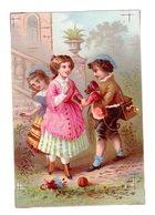 Chromo BOGNARD, Sorisi Bog 2-44, Amusements Enfantines - Chromos