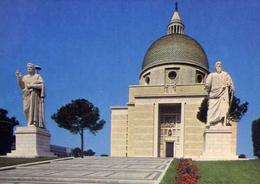 Roma - E.U.R. - Chiesa Di S.pietro E Paolo - 1518 - Formato Grande Viaggiata – E 8 - Non Classificati