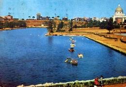 Roma - E.U.R. - Il Lago - 42 - Formato Grande Viaggiata Mancante Di Affrancatura – E 8 - Non Classificati