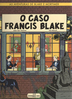 O CASO FRANCIS BLAKE (1991) Portuguese - Livres, BD, Revues