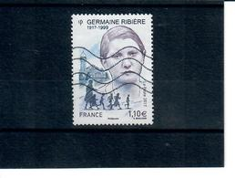 Yt 5129 Germaine Ribiere Oblitere - France