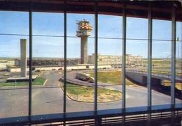 Roma - Fiumicino - Aereporto Intercontinentale Leonardi Da Vinci - Formato Grande Viaggiata – E 8 - Fiumicino