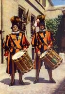 Città Del Vaticano - Guardia Svizzera - Formato Grande Viaggiata – E 8 - Vatican
