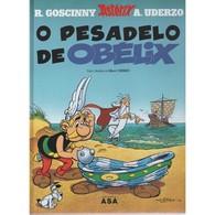 O PESADELO DE OBELIX (2004) Portuguese - Livres, BD, Revues