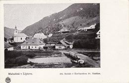 Maluzina V Liptove - Sochan V Turcianskom Sv. Martine - Slovaquie