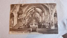 église De CALMOUTIER, 5 Juillet 1925 ….................…821 - France