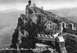 """San Marino: Burgberg Mit  """"2. Turm"""" - San Marino"""