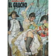 MANARA/PRATT: EL GAUCHO (2003) Portuguese - Livres, BD, Revues
