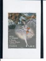 Yt 5131 Edgar Degas L'etoile Oblitere - France