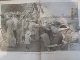 1913  PEKIN CHINE Fete Sportive   Troupes Francaises  A L Arsenal  Pres De TSIEN TSIN - Vecchi Documenti