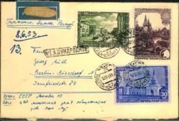 RUSSIA/SOVJETUNION: Break Up Postal History Dealer`s Stock - 1953 - Lots & Kiloware (mixtures) - Max. 999 Stamps