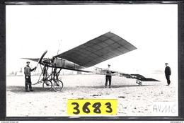 1576 AV114 AK PC CARTE PHOTO LE MONOPLAN OBRE A ISSY EN MAI 1910 PHOT. S.A.F.A.R.A. NC TTB - ....-1914: Precursori