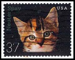 Etats-Unis / United States (Scott No.3670 - Nutter Ans Spay) (o) - Verenigde Staten